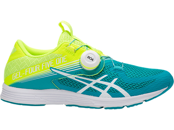 Women's GEL-451 | FLASH YELLOW/LAGOON | Running | ASICS Outlet