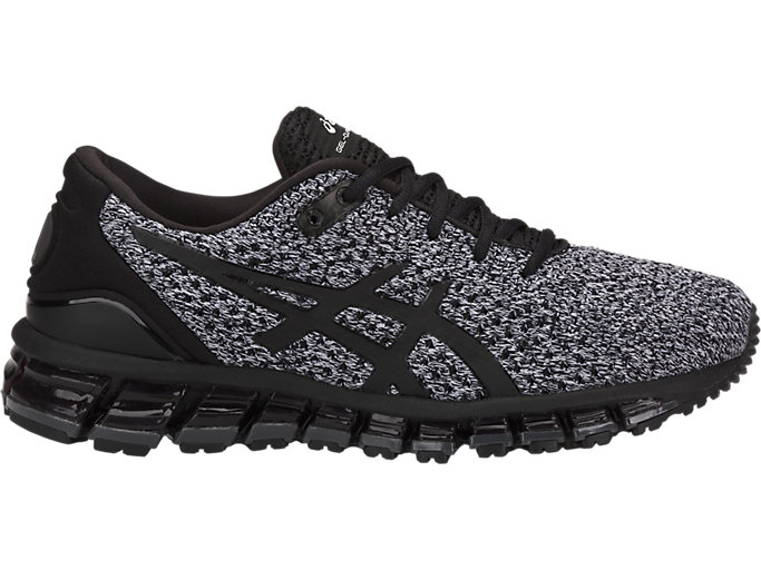 Unisex GEL-QUANTUM 360 KNIT 2 | BLACK/WHITE/BLACK ...