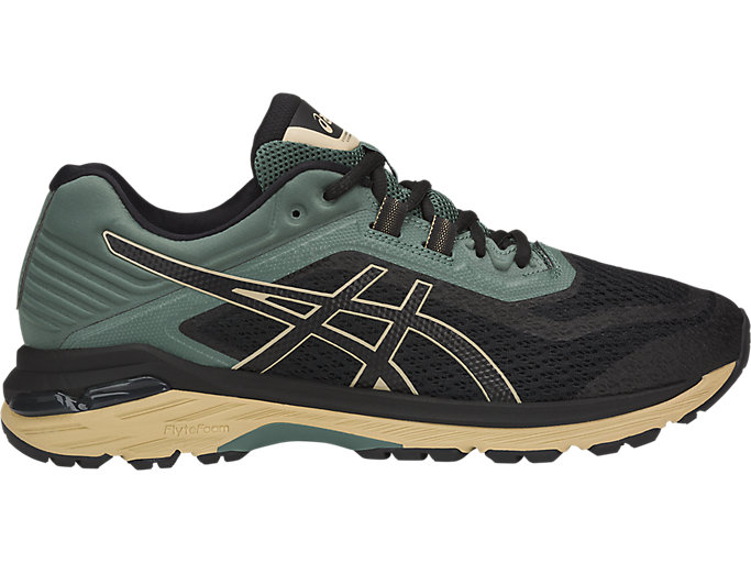 Bangladesh manejo La ciudad  Men's GT-2000 6 Trail | Black/Black/Dark Forest | Trail Running | ASICS