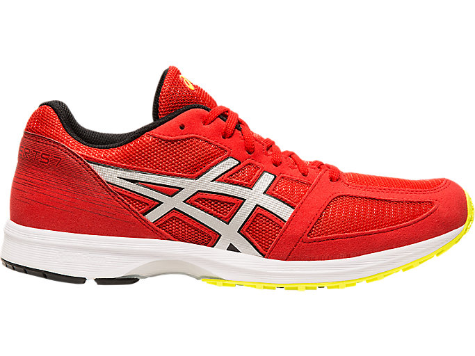 Men's LyteRacer TS 7 | Classic Red/Silver | Running Shoes | ASICS