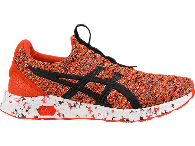Men's HyperGEL-KENZEN | Cherry Tomato/Black | Running Shoes | ASICS