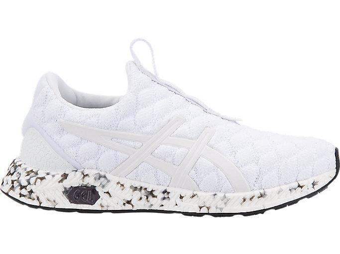 Women's HyperGEL-KENZEN | White/White/Carbon | Running Shoes | ASICS