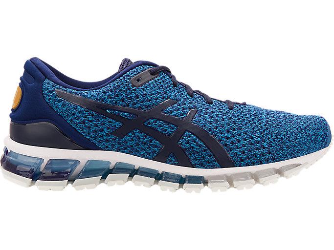 Men's GEL-Quantum 360 Knit | Blue/Navy | Running Shoes | ASICS