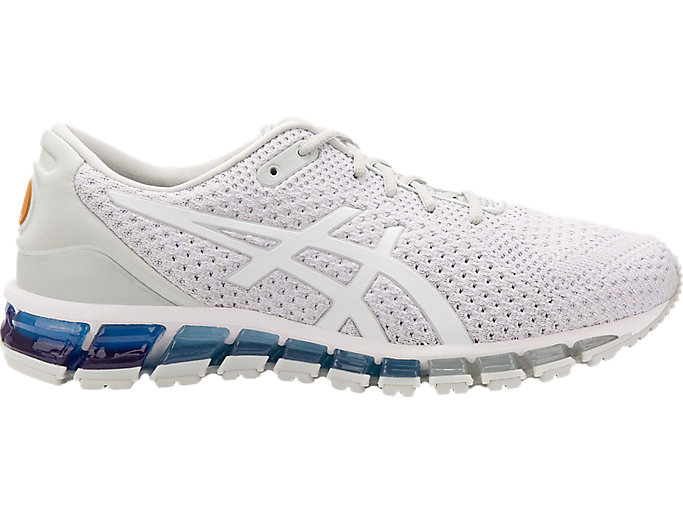 White Gold Asics Gel-Quantum T8G3N-9601 360 Knit 2 Glacier Grey