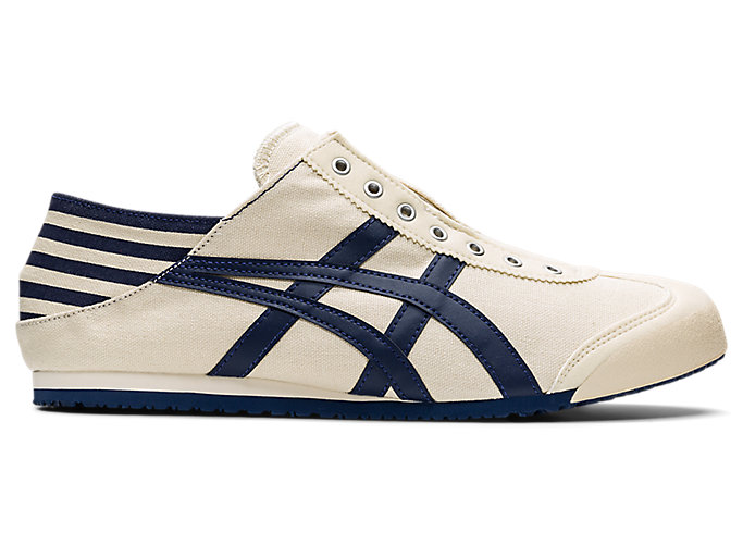 Alternative image view of MEXICO 66 PARATY, Natural/Navy