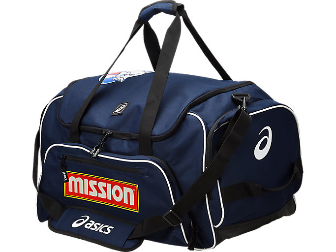Alternative image view of WESTERN BULLDOGS DUFFLE BAG