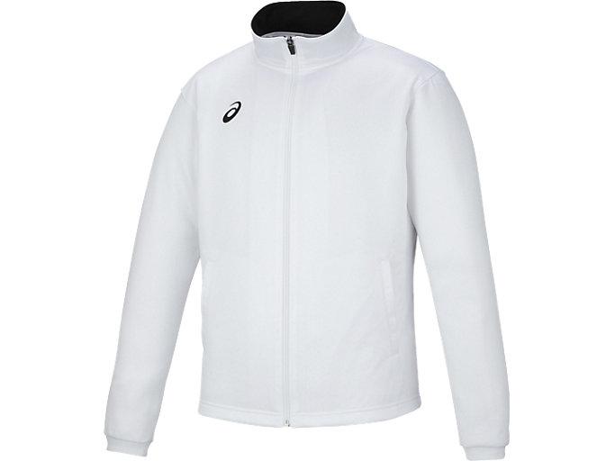 Alternative image view of トレーニングジャケット, ホワイト