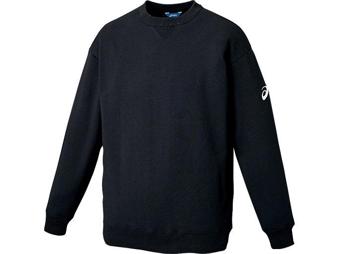Alternative image view of スウェットシャツ, ブラック