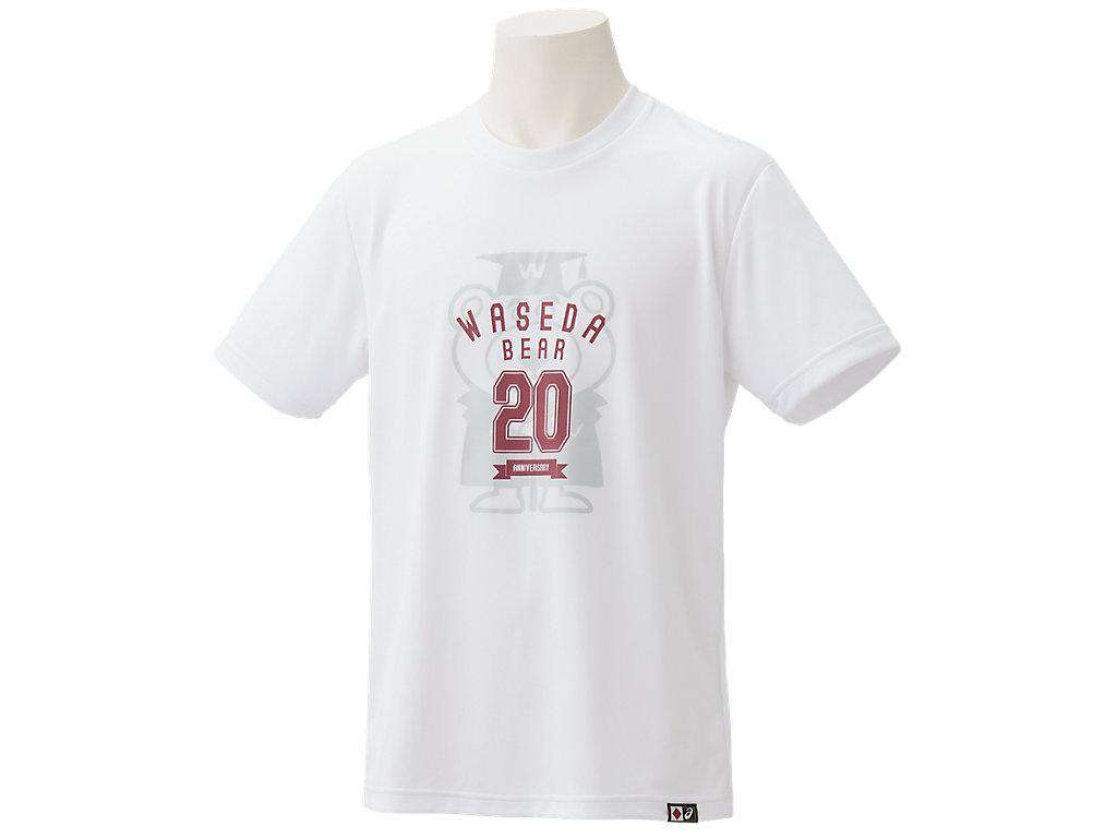 早稲田 ベアTシャツ