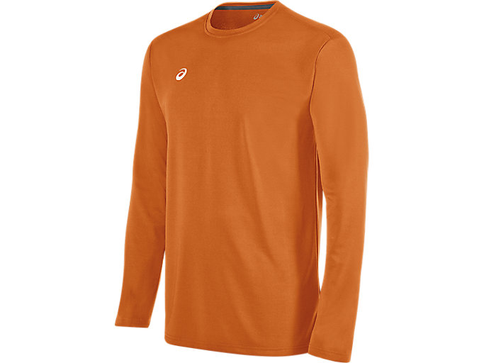 ASICS Womens Circuit 8 Warm-Up Long Sleeve