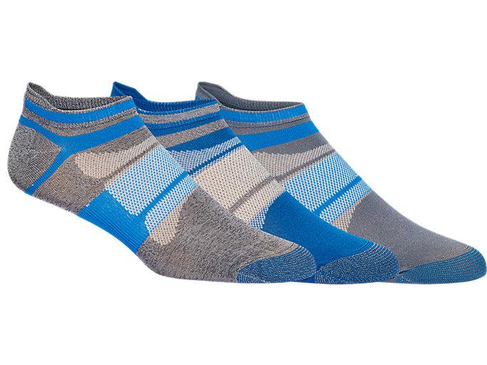 Unisex Quick Lyte Single Tab (3 Pack) | Race Blue Assorted | Socks ...